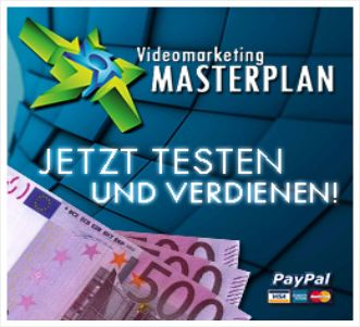 Videomarketing Masterplan Partnerprogramm