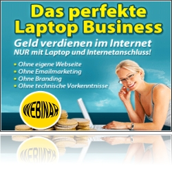 Online Webinar - Das perfekte Laptop Business