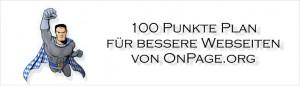 100-Punkte-Plan OnPage.org