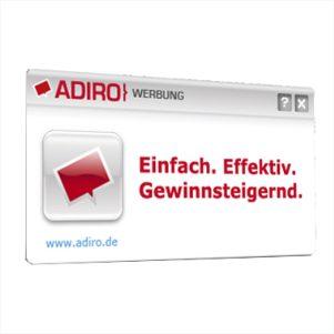 Adiro Werbung