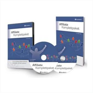 Affiliate Marketing komplett