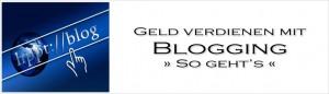 Mit Blogging Geld verdienen