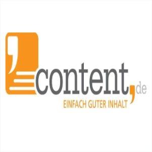 Content.de - Texte erstellen