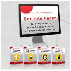 Der rote Faden des Online Marketings