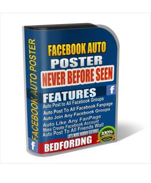 Facebook Autoposter