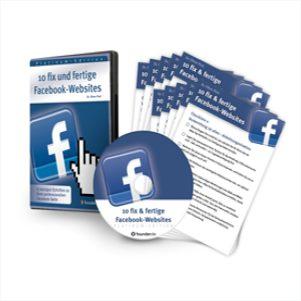Facebook Webseiten - Mehr Leads, mehr Umsatz