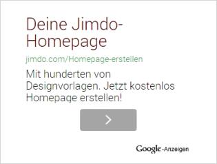 Geld verdienen mit Google AdSense Textanzeigen