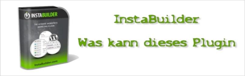 InstaBuilder Review - Was kann es