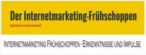 Internetmarketing Frühschoppen
