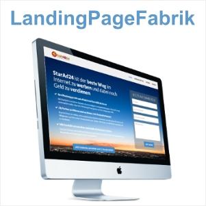 Landingpage erstellen - LandingPageFabrik