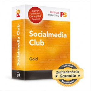 Marketing Methoden - Der Socialmedia Club