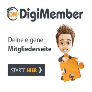 Mitgliederbereich erstellen - DigiMember