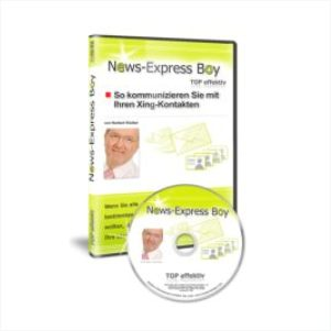 News Express Boy