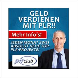 PLR Club - Immer neue Private Label Rights Produkte