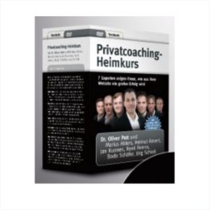 Privatcoaching Heimkurs - Internet Business