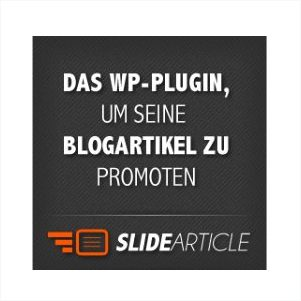 SlideArticle - WordPress Plugin