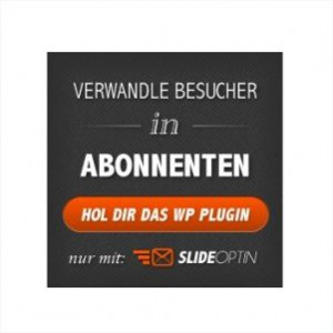 Slideoptin WordPress Plugin