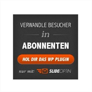Slideoptin WordPress Plugin