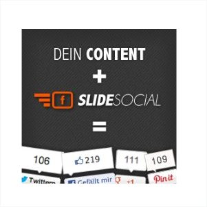 SlideSocial - Social Media Marketing