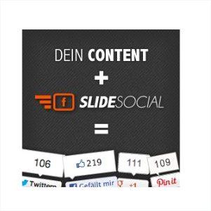 SlideSocial - Social Media Marketing