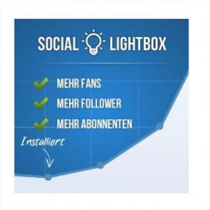 SocialLightbox WordPress Plugin