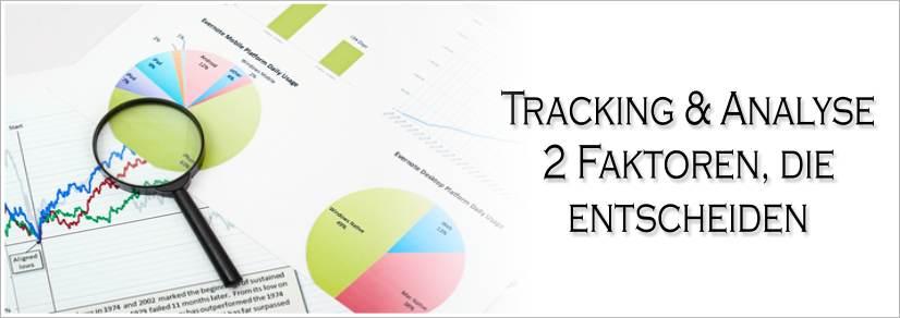 Tracking und Analyse im Affiliate Marketing