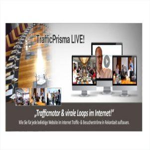 Traffic Prisma Live - Trafficaufbau