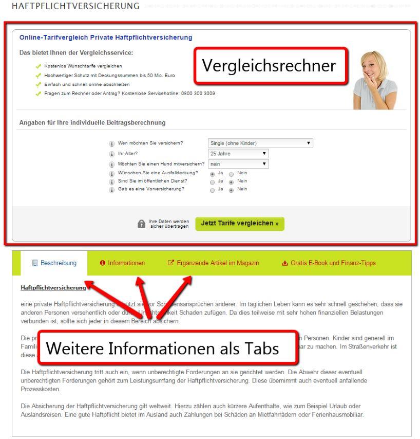 Vergleichrechner Finanz-Check24.info