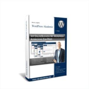 WordPress Akademie Grundlagen Online Marketing