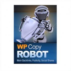 WP Copy Robot WordPress Plugin