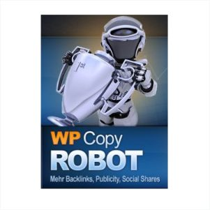 WP Copy Robot WordPress Plugin