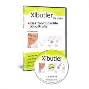 XiButler - Kontaktaufbau in Xing